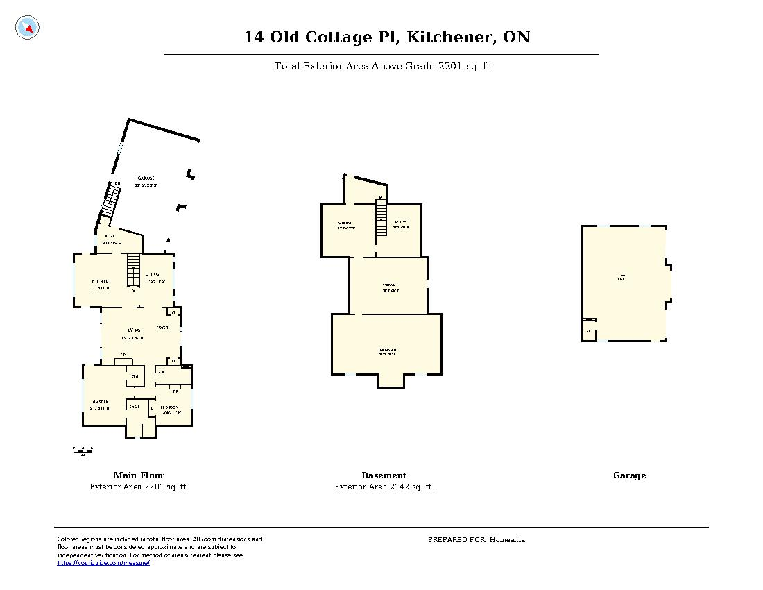 14 Old Cottage Place, Kitchener